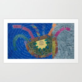 Humanitas 3 Art Print
