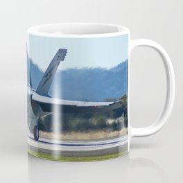 RAAF FA-18 Hornet Coffee Mug