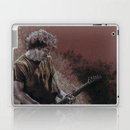 Deaner in the Fog Laptop & iPad Skin