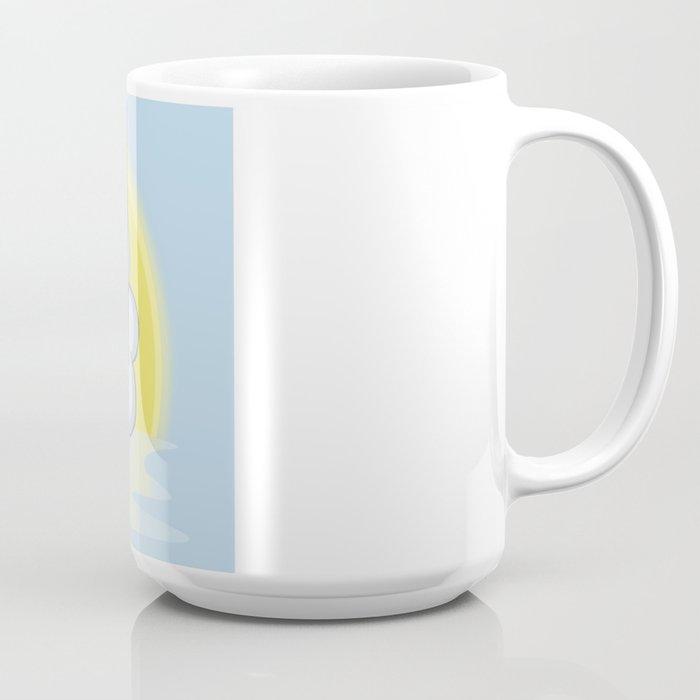 Breakfast Before Rain  Coffee Mug