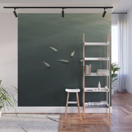 Floating still life Wall Mural
