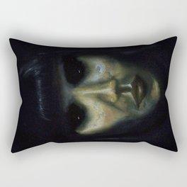 Dark Whispers Rectangular Pillow