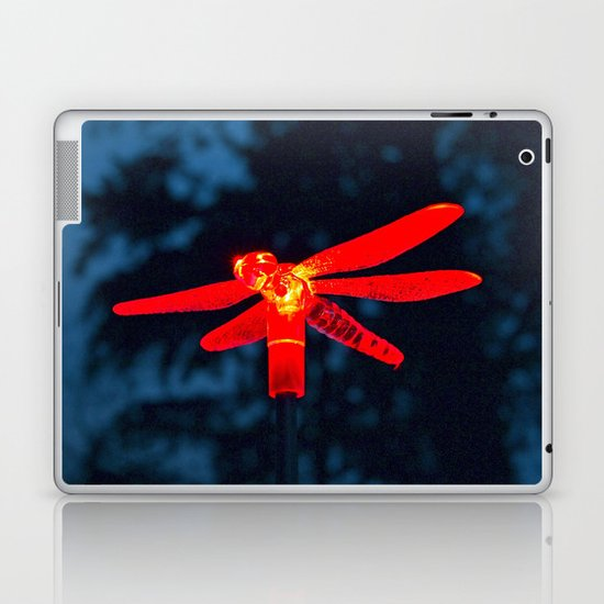 Night flyer Laptop & iPad Skin