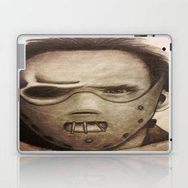 hannibal lector Laptop & iPad Skin