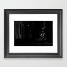 Little doll 3 Framed Art Print