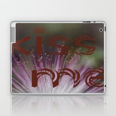 Kiss me Laptop & iPad Skin