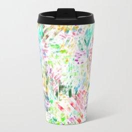 watercolour line Travel Mug
