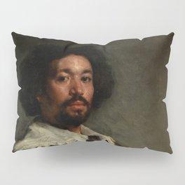 """Diego Velázquez """"Portrait of Juan de Pareja"""" Pillow Sham"""