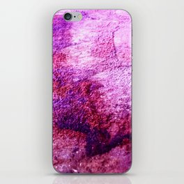 Courage of Ease iPhone Skin