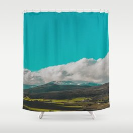 Magic Landscape Shower Curtain