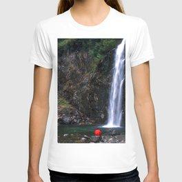 Franklin Falls 2 T-shirt