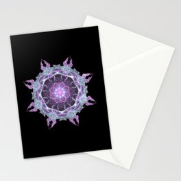 Fractal Mandala 2 Stationery Cards