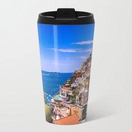 Love Of Positano Italy Travel Mug