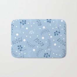 Winter Mood Bath Mat