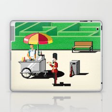 Queen's Guard on a Break Laptop & iPad Skin