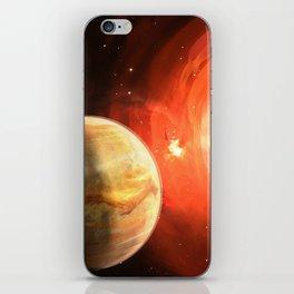 Planet Venus iPhone Skin