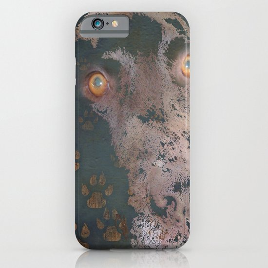 leaving his print iPhone & iPod Case