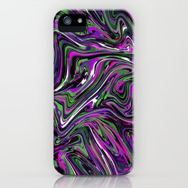 Liquid Venom. iPhone Case