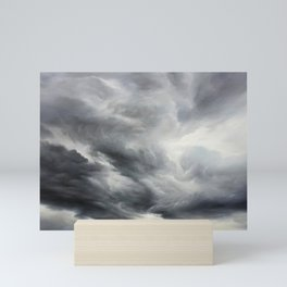 Stormy Sky Mini Art Print