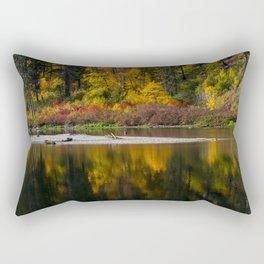 Tumwater Autumn Rectangular Pillow