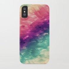 sea colors iPhone X Slim Case