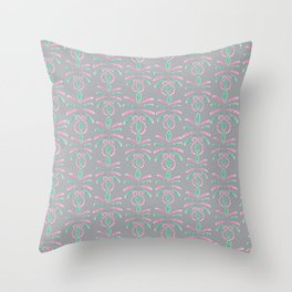 Cereal for Dinner - Geometric Throw Pillow