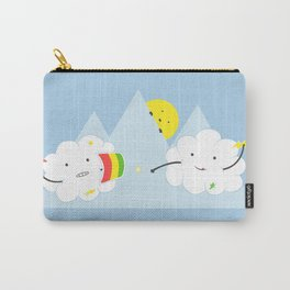Cloud Fight Carry-All Pouch