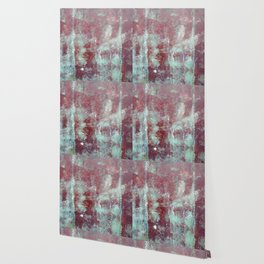 Background. Grunge and rusty metal surface Wallpaper