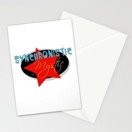 Synchronistic Mystic Stationery Cards
