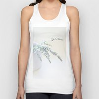 lavender Tank Tops featuring Lavender by secretgardenphotography [Nicola]