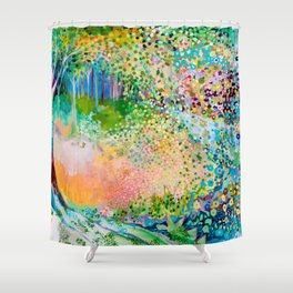 Searching for Forgotten Paths (b) Shower Curtain