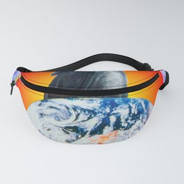 Heavenly appearance- Angel Fanny Pack