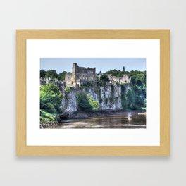 Chepstow Castle Framed Art Print