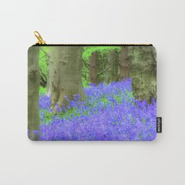 Bluebell Woods, The Wenallt #2 Carry-All Pouch