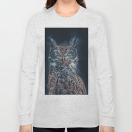 The Night Owl Long Sleeve T-shirt