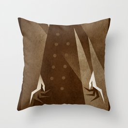 Nosferatu 1922 Throw Pillow