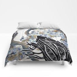 Nautical Nature Comforters