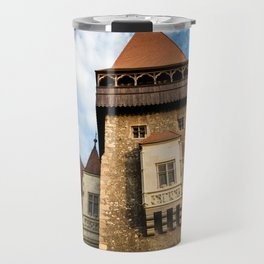 Castle & Cloudscape Travel Mug