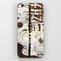 City 17 iPhone & iPod Skin