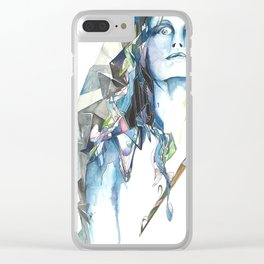 Kitaro Clear iPhone Case