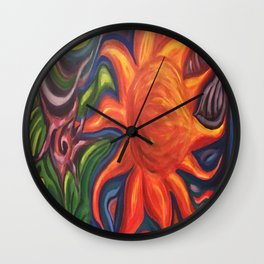 Soul Shine Wall Clock