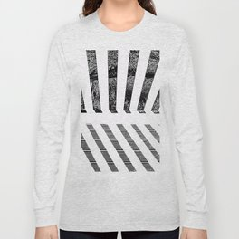 Parallel shadows inverted Long Sleeve T-shirt