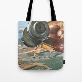 Home Wrecker Tote Bag