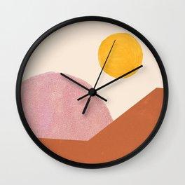Colina Wall Clock