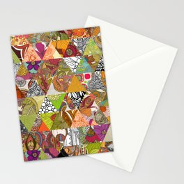 Like a Quilt Stationery Cards