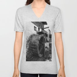 old watermill Unisex V-Neck