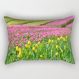 Fields of Colors Rectangular Pillow