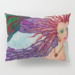 Electra Mermaid Pillow Sham