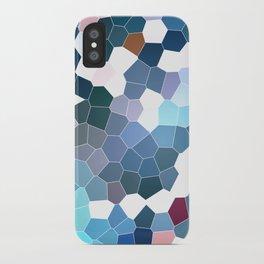 Pattern 7 - Flyin' Blues iPhone Case