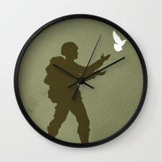 Conflict Wall Clock